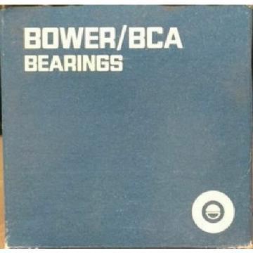 BOWER 37625B TAPERED ROLLER BEARING