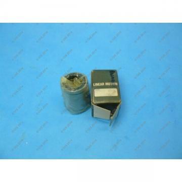 "NB Nippon SWS16G Ball Bushing Linear Bearing 1"" ID X 1.5625"" OD X 2.25"" L"