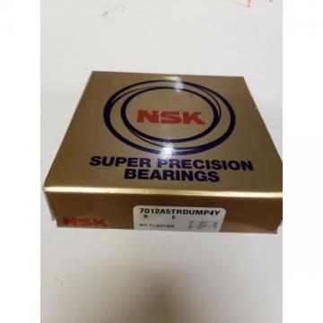 NSK 7012A5TRDUMP4Y ANGULAR CONTACT BALL BEARING