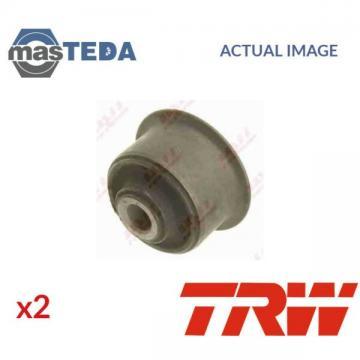 2x TRW OUTER CONTROL ARM WISHBONE BUSH JBU777 G NEW OE REPLACEMENT