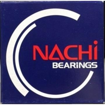 NACHI 7003CYDUGLP4 PRECISION ANGULAR CONTACT BEARING PAIR