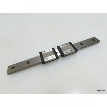 THK Used 2SRS12WMUU+270L LM Guide Linear Bearing 1Rail 2Block LMG-I-505=1M44